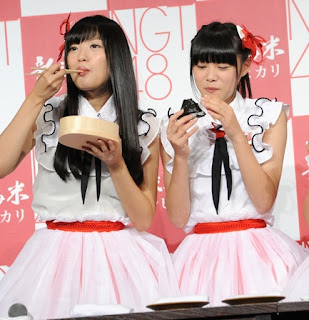 JA「新潟米×NGT48」新米収穫発表会で新潟コシヒカリ新米PR!「新潟ライスガールズ」とのコラボPVも