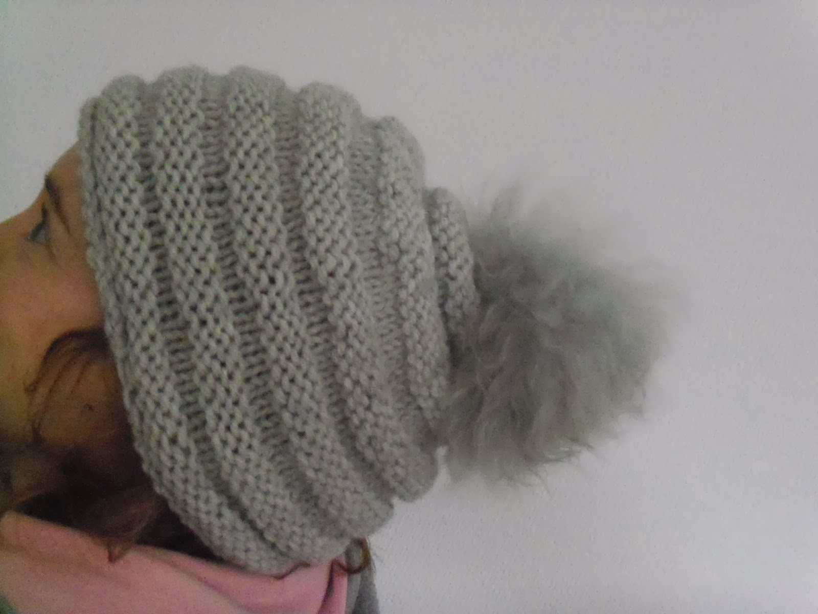 A Woolly Yarn: Toft Beehive Hat Quick Knit
