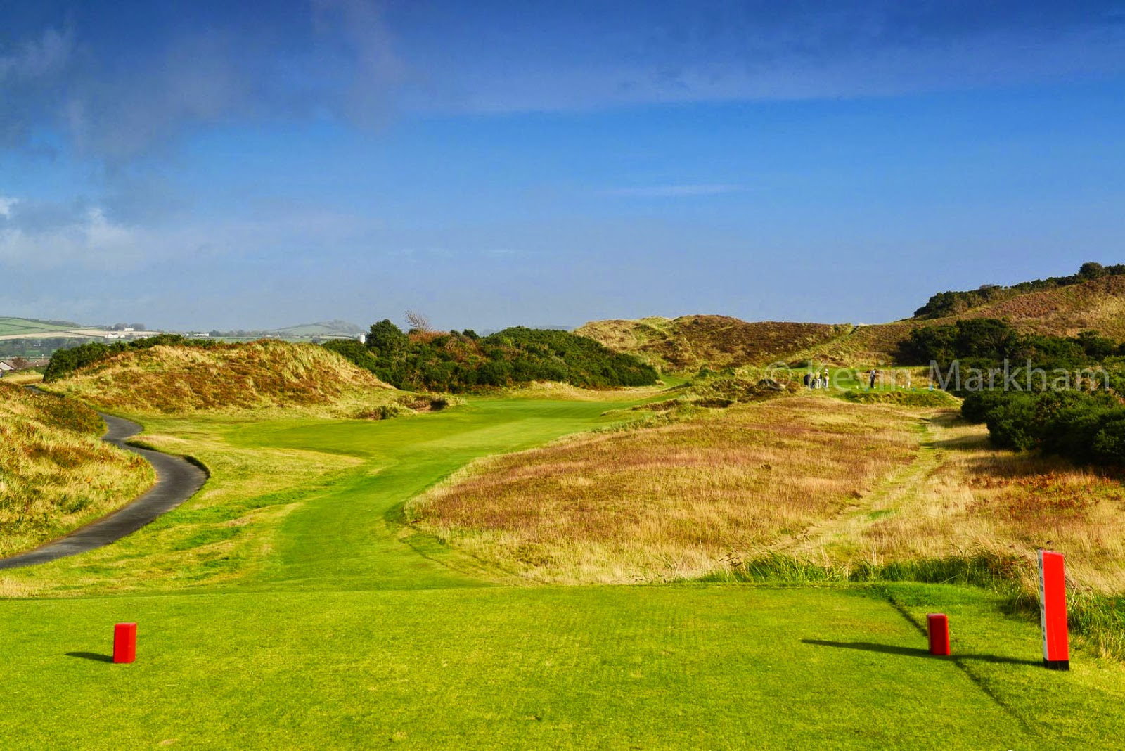 Hooked ireland 39 s golf courses the irish open a for Royal county down