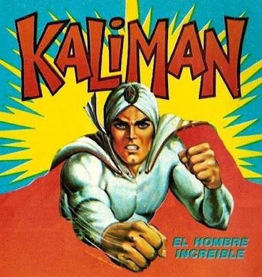 Kaliman, un clásico mexicano de la radio mexicana, así como del cómic nacional