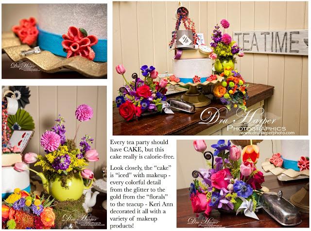 A Different Bloom Wedding Flowers _ Makeup by Keri Ann