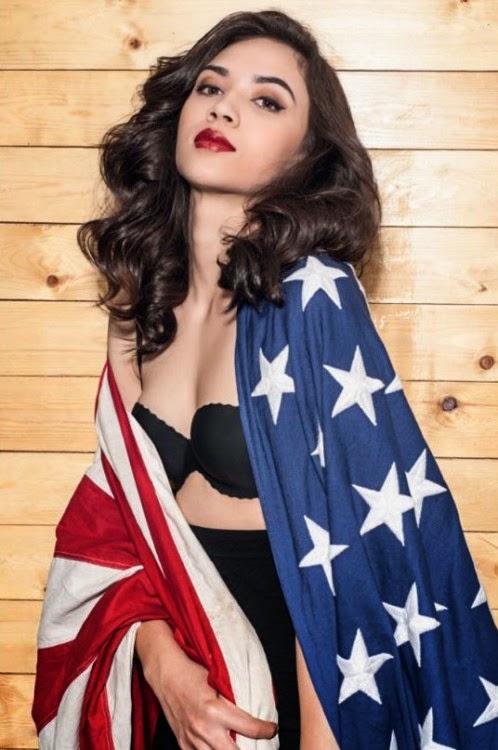 Diana Danielle Tampil Seksi Untuk Esquire, info, terkini, hiburan, sensasi, kontroversi, diana danielle