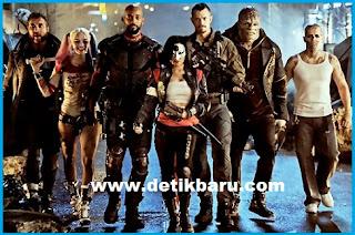 Para Anggota Suicide Squad