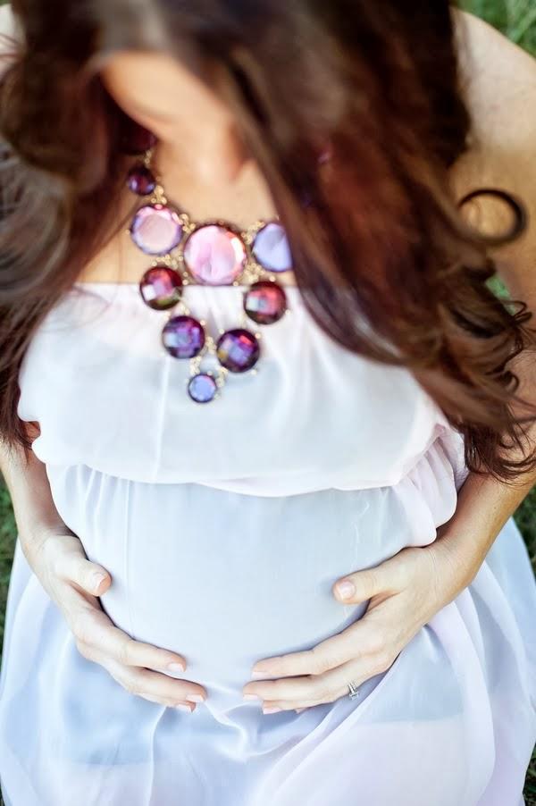 Unas Bonitas Fotografías Durante el Embarazo.