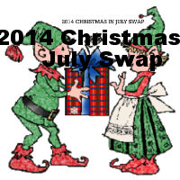 2014 XMas in July Swap