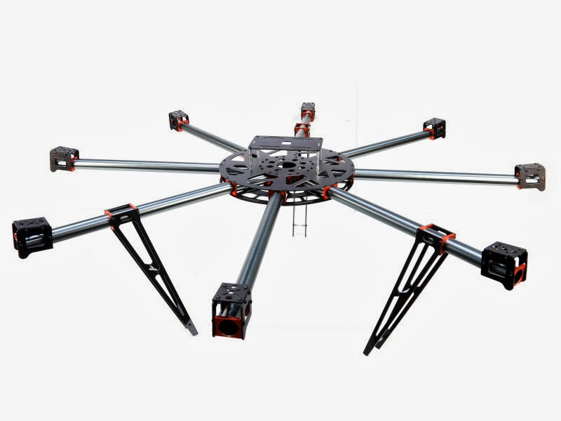 s 1100 octocopter frame set