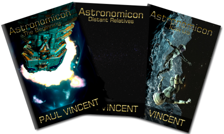 Astronomicon Science Fiction books