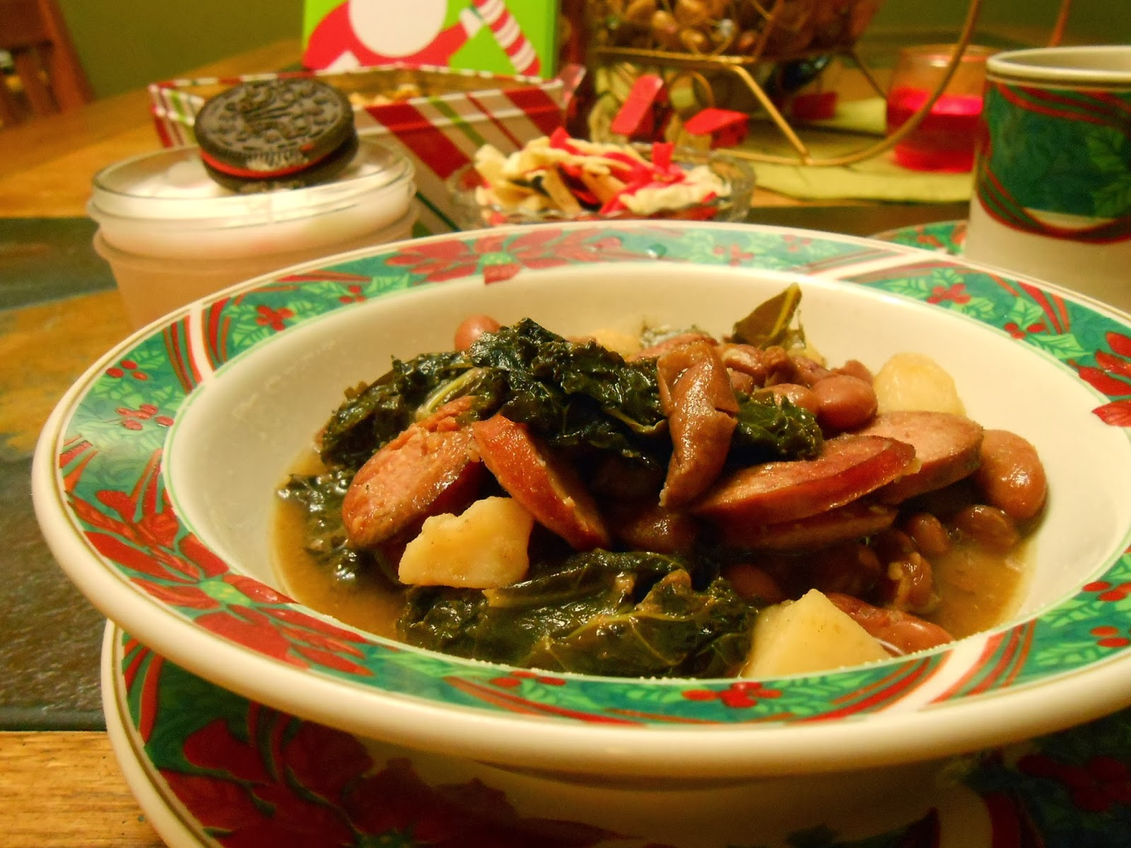 this soup will warm you up on a cold winters day - Alton Brown Christmas Soup