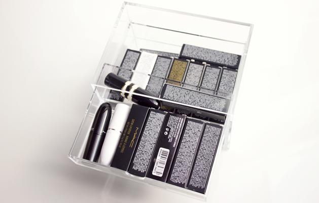 Acrylic Storage, MAC, MAC Lipsticks