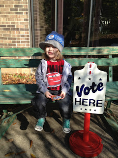 Toddler Vote