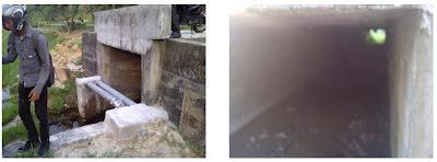 bangunan pendukung box culvert gorong-gorong