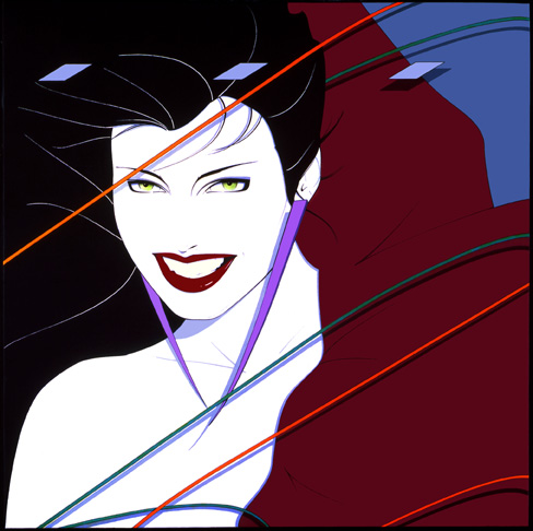 Decoy Magazine Patrick Nagel The Ultimate Influential