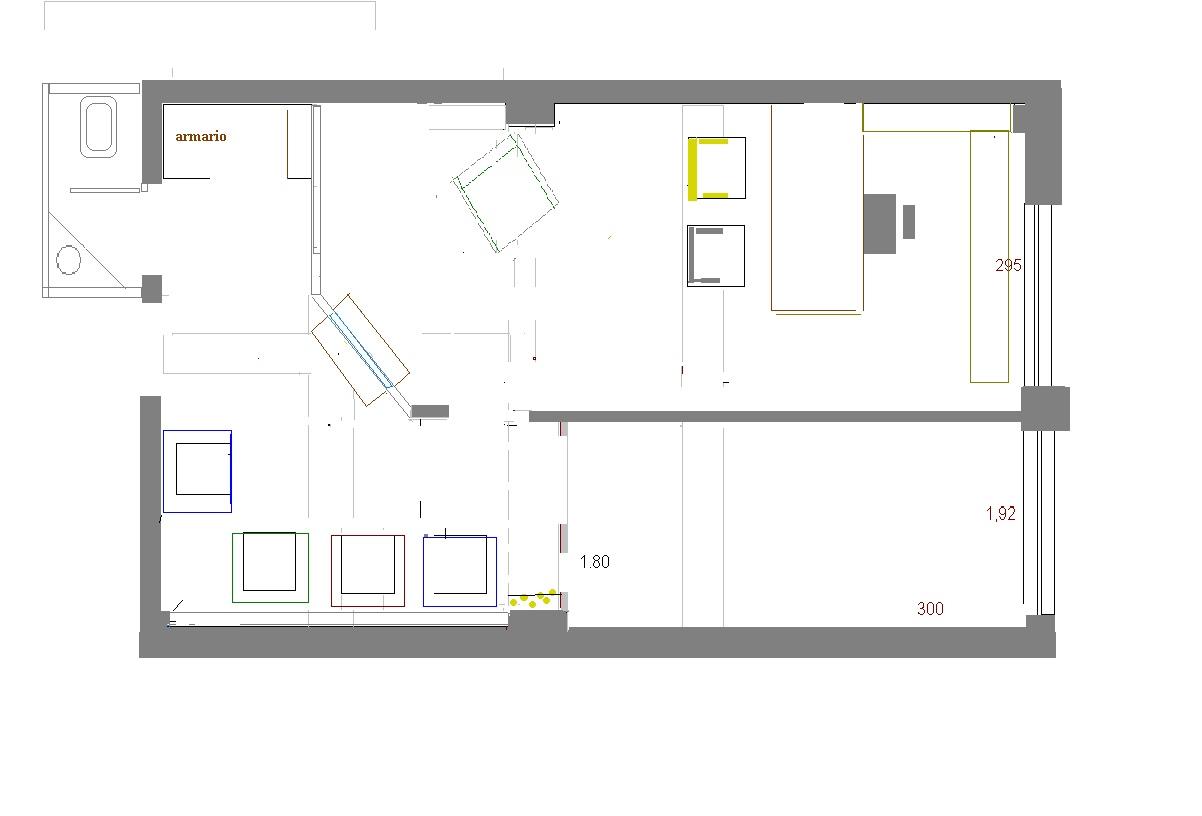 Interiorismo y decoracion lola torga dise o para una - Planos de clinicas dentales ...