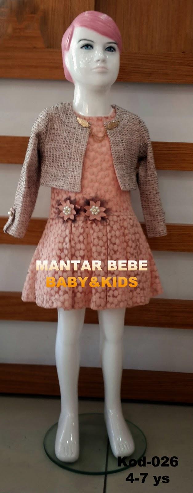 MANTAR BEBE ÇOCUK GİYİM - KOD026