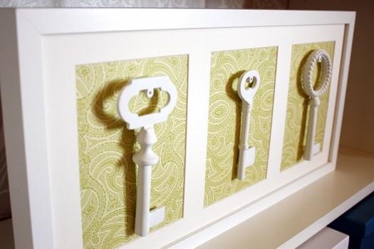 Decorando con llaves antiguas y candados parte 1 for Decoracion con puertas antiguas