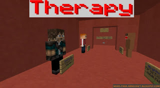 Therapy Mapa para Minecraft 1.8