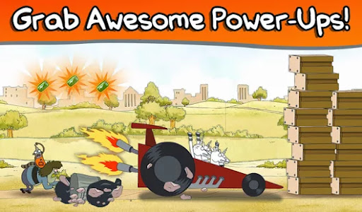 Ride 'Em Rigby - Regular Show v1.0 Apk Android