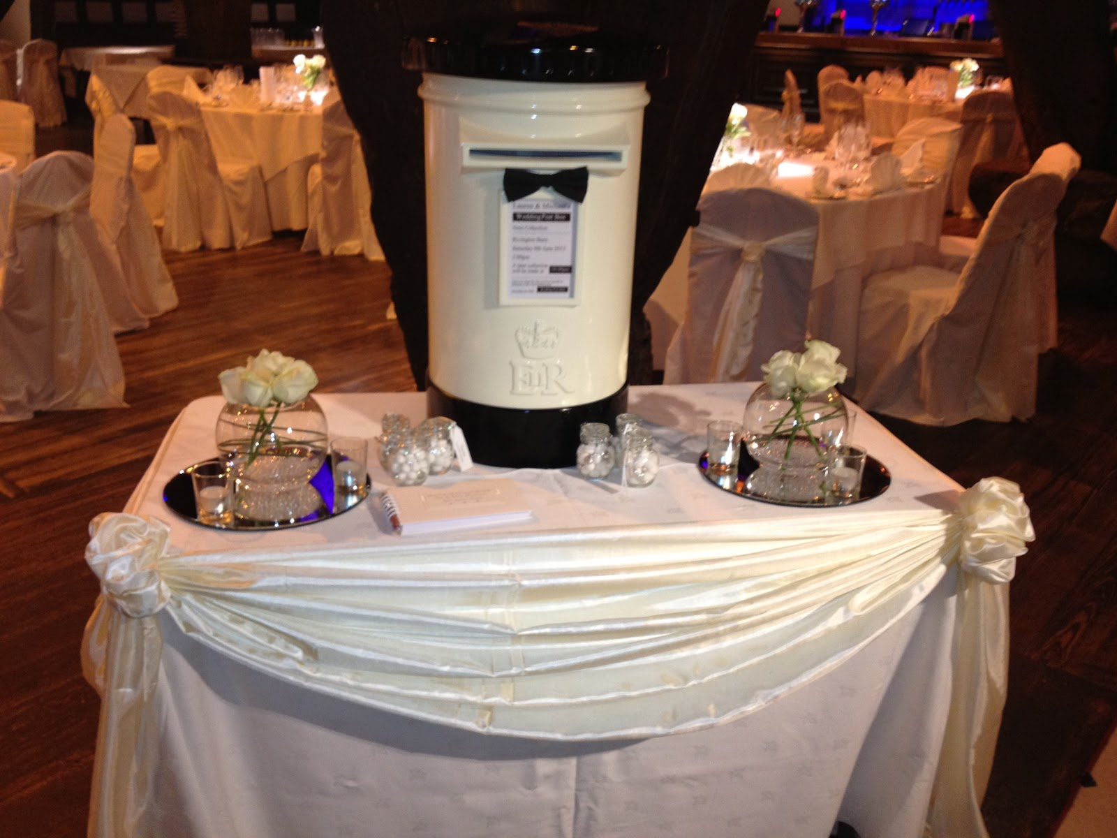 Creative cover hire for Table 8 beeston