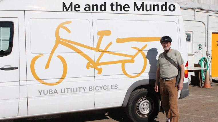 Me and the Mundo