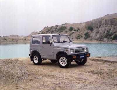 Kelebihan dan kekurangan Suzuki Jimny SJ410