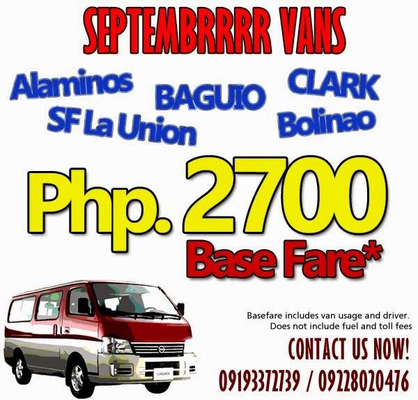 Pangasinan Vans