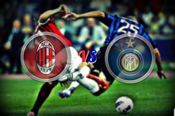 PREVIEW Pertandingan AC Milan vs Inter Milan 5 Mei 2014 Dini Hari