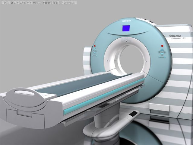 picture of ct scan machine