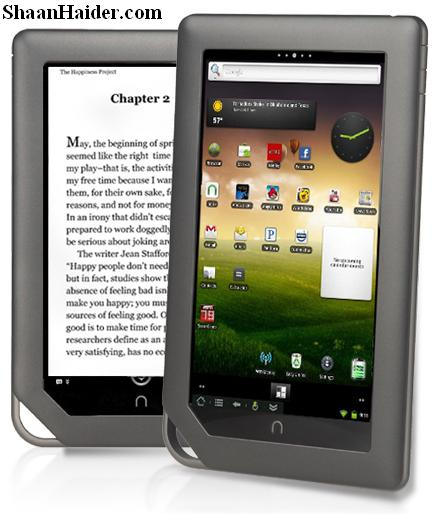 HOW TO : Dual-Boot Nook Color with Android using the MicroSD Card