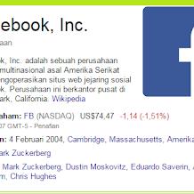 Facebook Itu Apa Ya ?