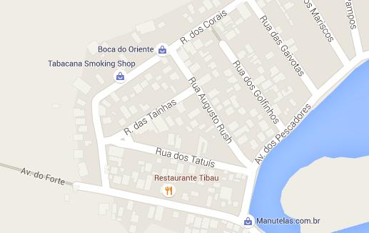 Onde Estamos (clique no mapa)
