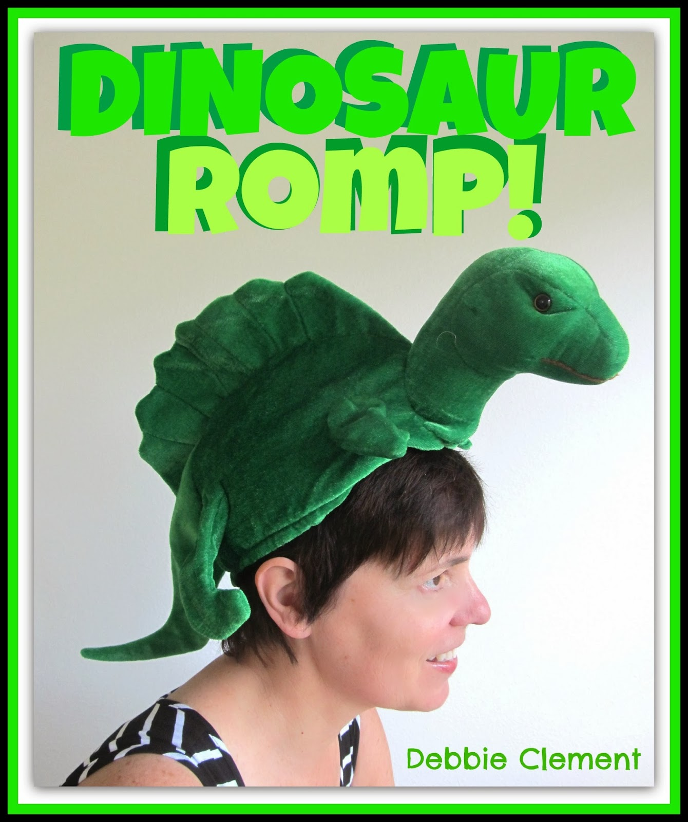 """Dinosaur Romp"" Active/Movement Brain Break Song by Debbie Clement"