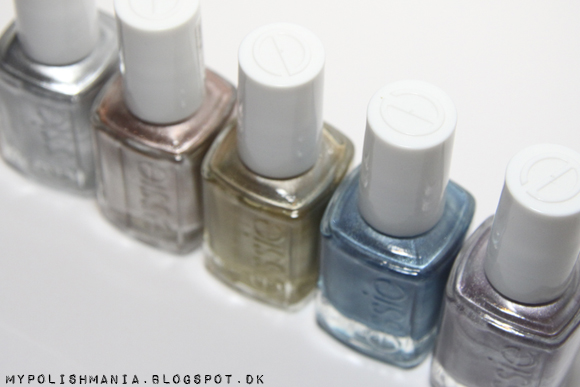 Essie No Place Like Chrome Nail Polish