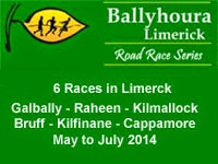 Race Series in East Limerick