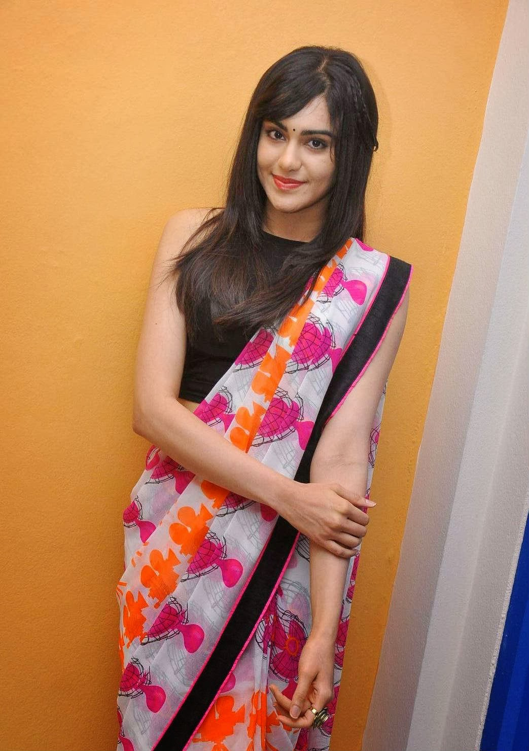Adah Sharma at Heart Attack Audio Success Meet