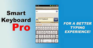 Smart Keyboard Pro v4.9.4 Apk Android