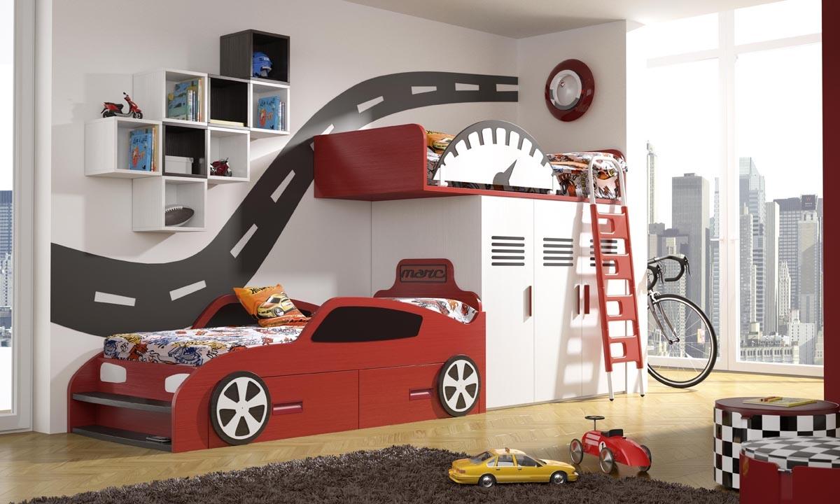 Informaci n de mobiliario opini n de producto mueble for Decoracion de cuarto hot wheels
