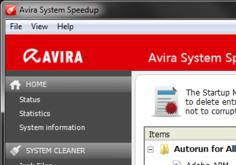 تحميل برنامج Avira System Speedup لتسريع نظام الويندوز