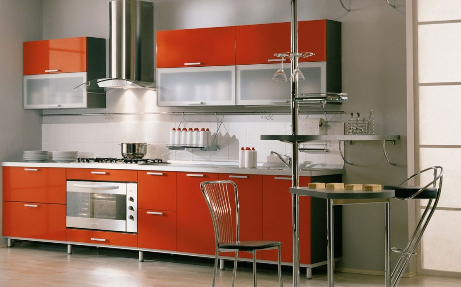 Ruang dapur cantik
