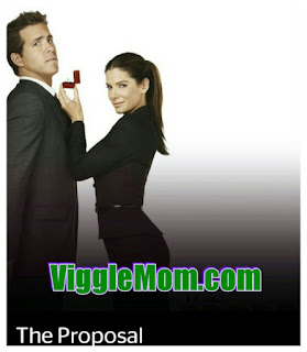 The Proposal, Viggle, Viggle Trivia Answers, Viggle Mom, SnapMaster, Perk