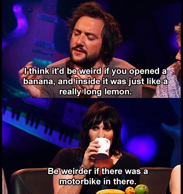 Weird Banana