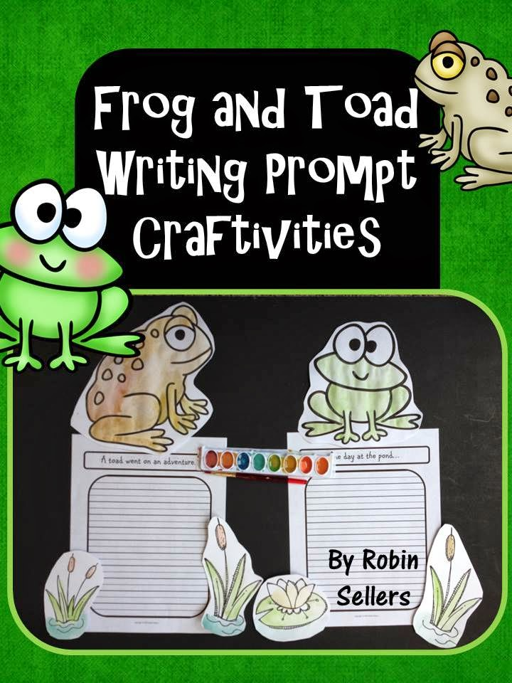frog and toad craft