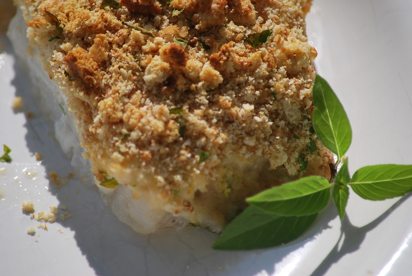 My story in recipes lemon herb cod for Herb cod recipe