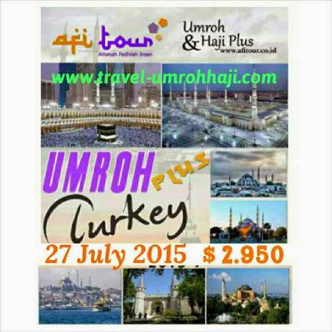 UMROH PLUS TURKY