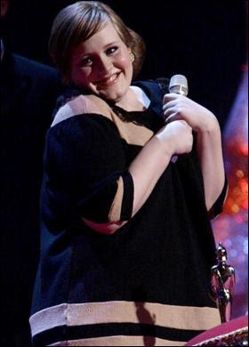 adele fat Big and Beautiful : Adele