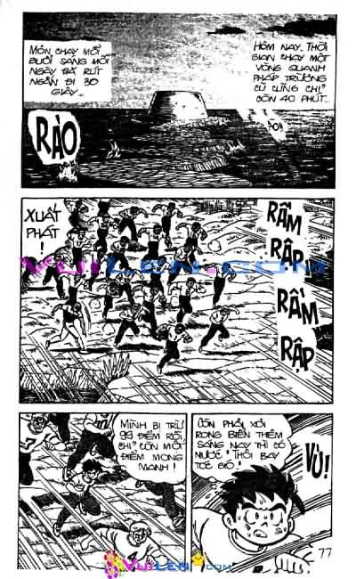 Jindodinho - Đường Dẫn Đến Khung Thành III  Tập 21 page 77 Congtruyen24h