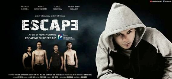 Image result for escape nepali official poster