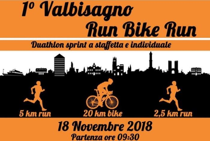 Valbisagno Run Bike Run