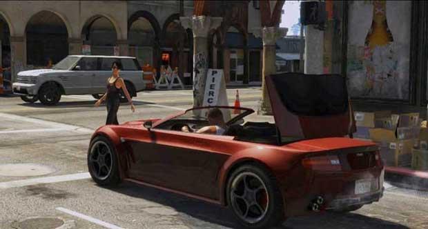Grand Thief Auto 5