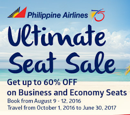 TRAVEL DEALS FROM PAL