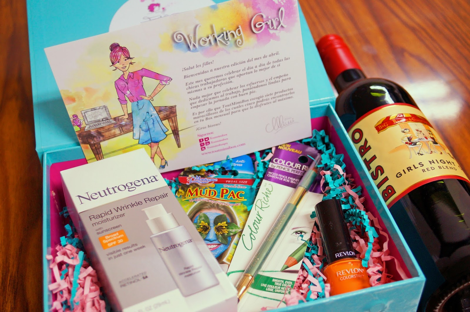 ToutMimiBox April edition